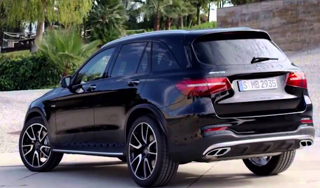 2017 Mercedes GLC 43 Reviews, Redesign, Price, Engine, Exterior, Interior, Release Date, Specs
