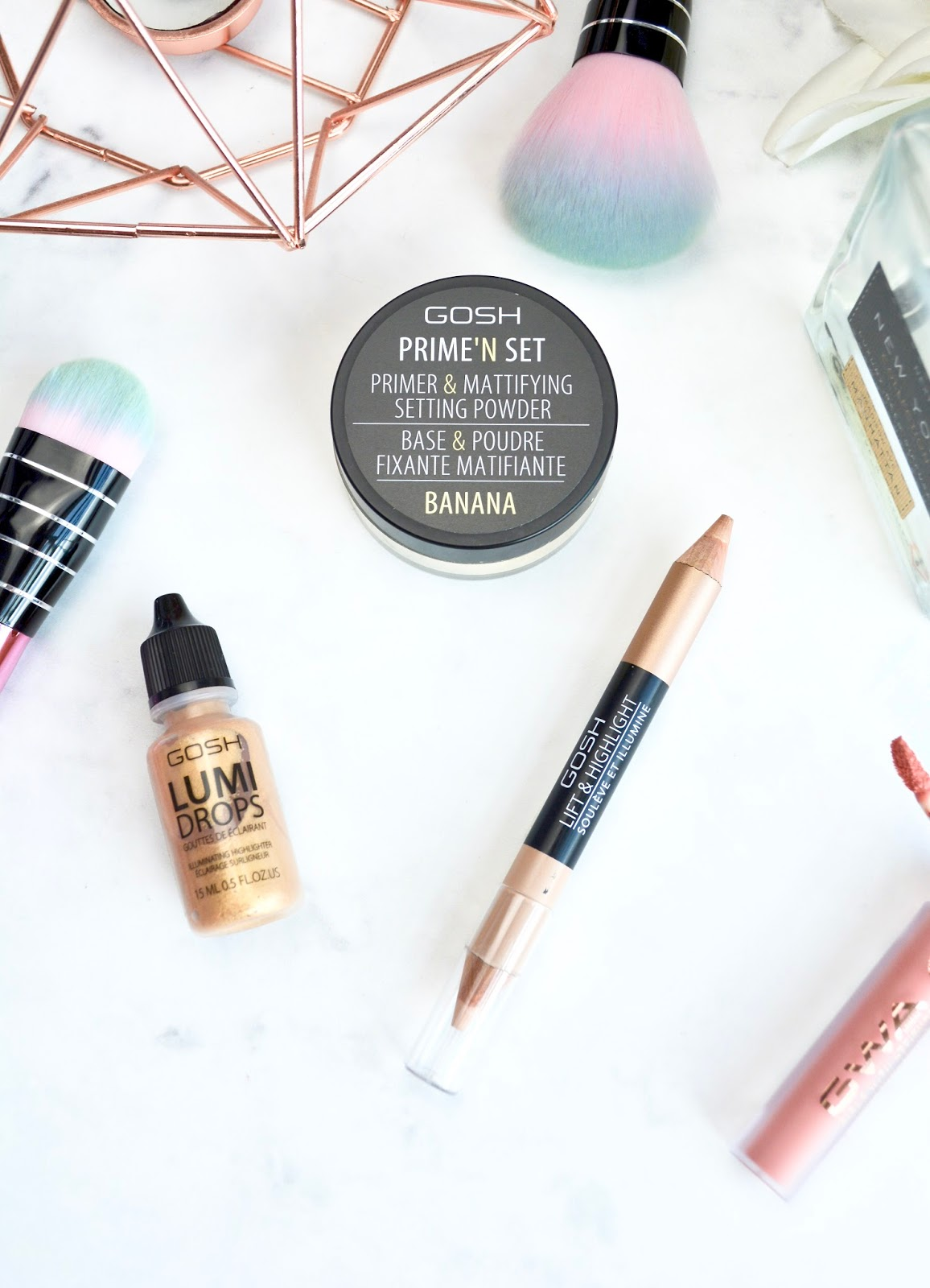 The Best Brightening Makeup From GOSH Copenhagen