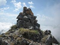 Cima del Portillín Oriental, en Ubiña