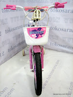 2 Sepeda Anak GoodWay Diva 18 Inci