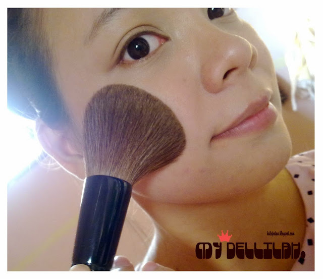 Kuas Bedak/ Powder Brush