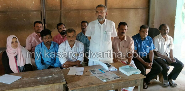 Kerala, News, Mallam ward gramasabha conducted, Khalid Bellippady, Muliyar.