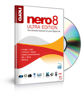 Nero 8 Ultra Edition Full Version
