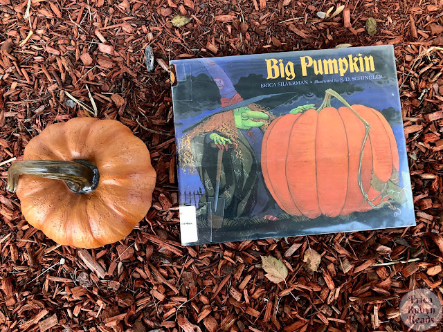 Big Pumpkin by Erica Silverman, illustrated by S.D. Schindler