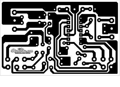 Membuat Tone Control Apex audio untuk amplifier
