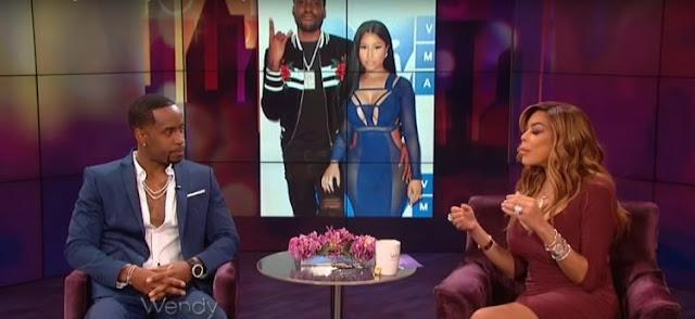 Safaree Talks Nicki Minaj, Meek Mill & Remy Ma On The Wendy Williams Show