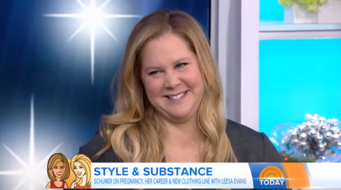 Amy Schumer Shares Update On Her Bowel Movements Amid Tough Pregnancy