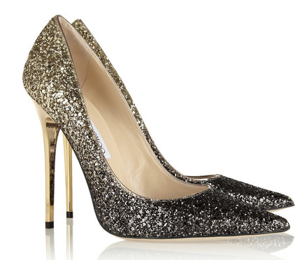 jimmy choo sparkle pumps