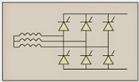 Six-pulse Converter Topology (Electrical power Transmission of bulk power-www.beprojectidea.blogspot.com)