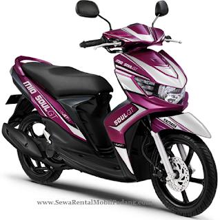 Sewa Motor Mio Soul Makassar