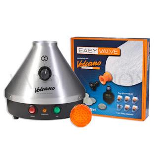 forced-air vaporizer