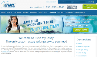 Rushmyessay.com Essay Writing Service Picture