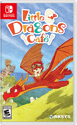 Little Dragons Cafe Download