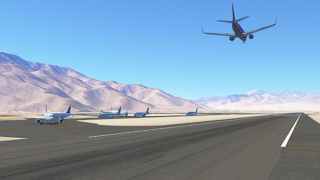 تحميل وتنزيل لعبة الاندوريد Infinite Flight - محاكاة الطيران مدفوعة ومهكرة اخر اصدار