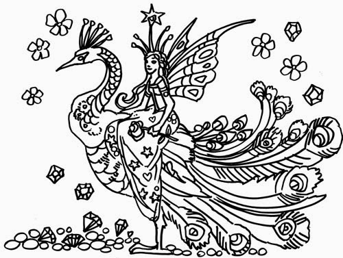 Coloring Pages For 3 Year Old Girls - Colorings.net