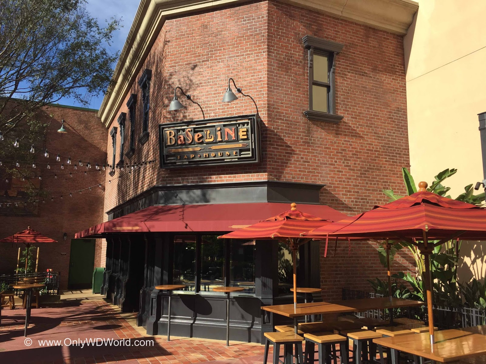 Review of Baseline Tap House At Disneys Hollywood Studios