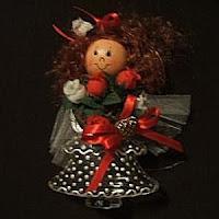 Tree angel ornaments