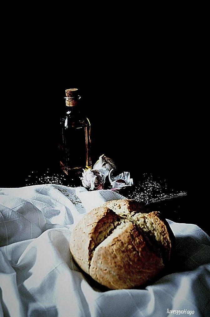 Prepara en tu casa pan de ajo y orégano en 7 pasos - TuvesyyoHago