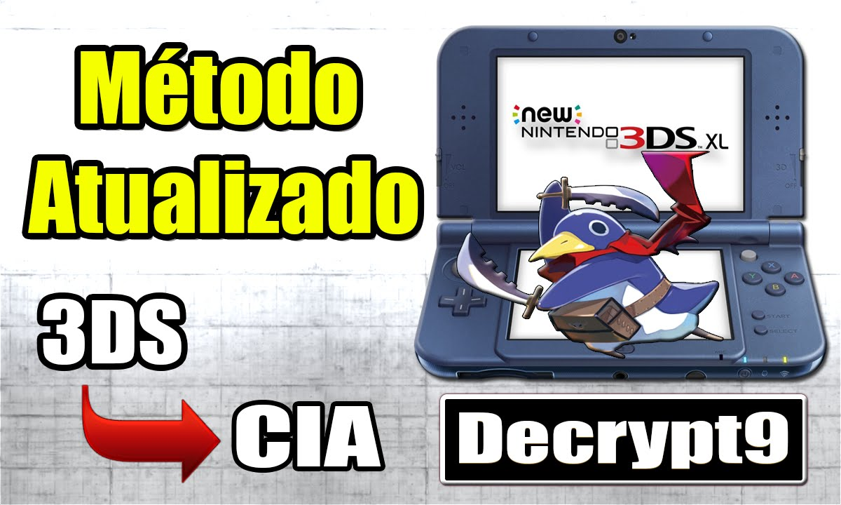 Cia To 3ds Converter Citra