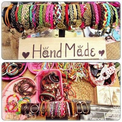 Kinh doanh online mặt hàng đồ handmade