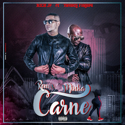 Rich Jr feat. Twenty Fingers - Minha Carne (Remix) (2018) [Download]