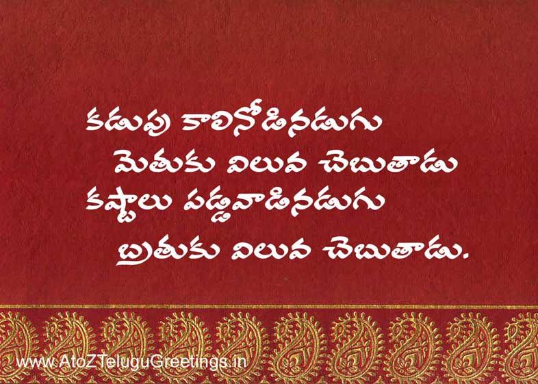 Relationship Quotes Telugu Wwwpicswecom