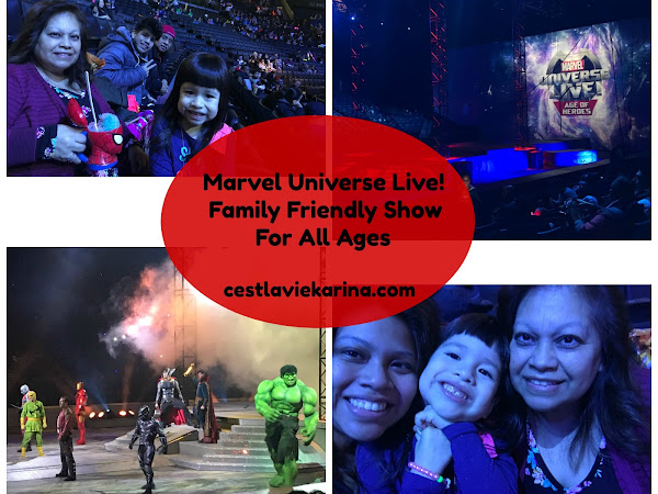 Marvel Universe Live! Family Friendly Show For All Ages