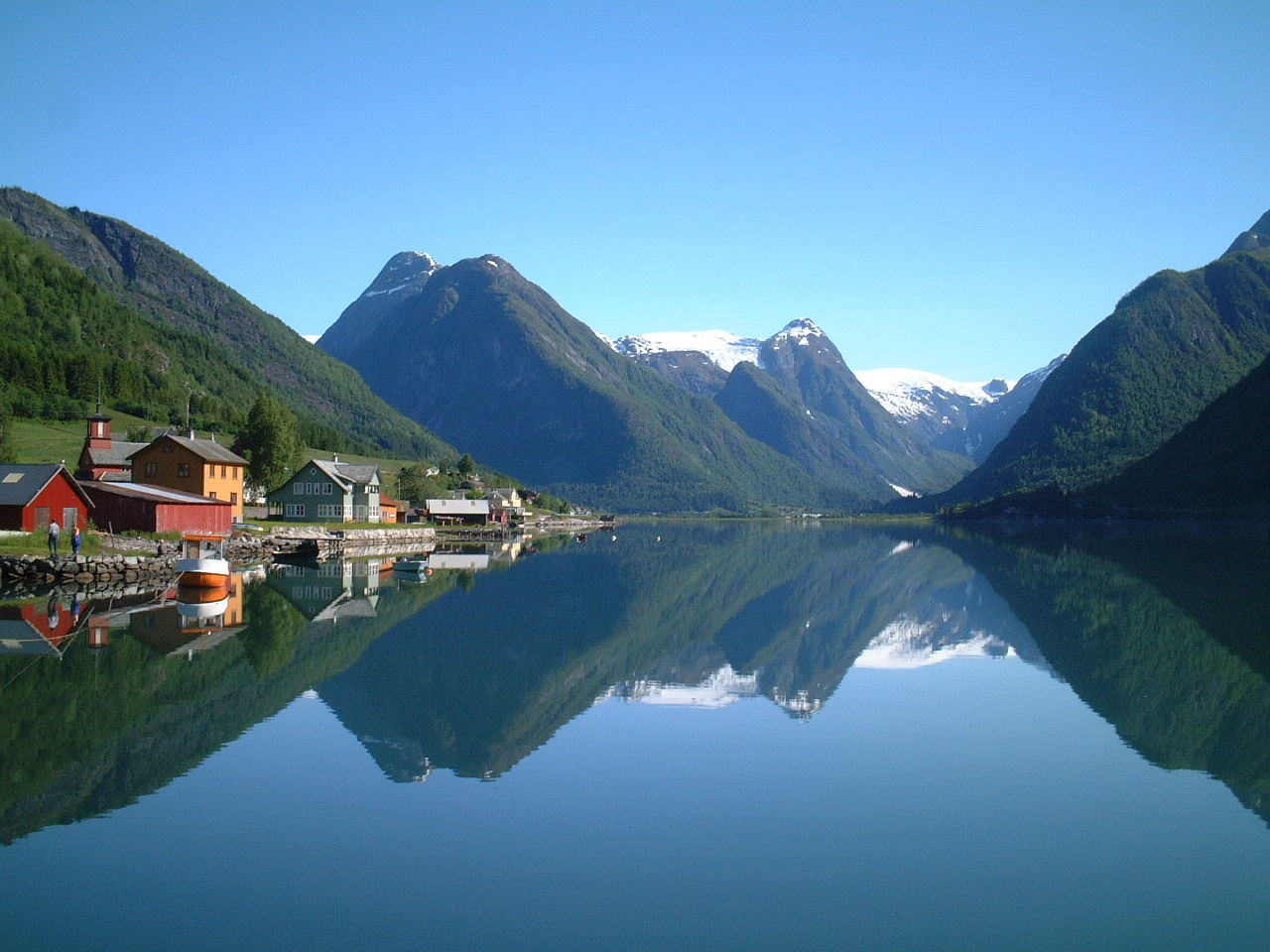 World Travel Places: Beautiful City Norway 2013