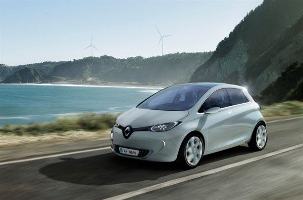 Renault To Make 200 000 Electric Cars Per Year By 2016