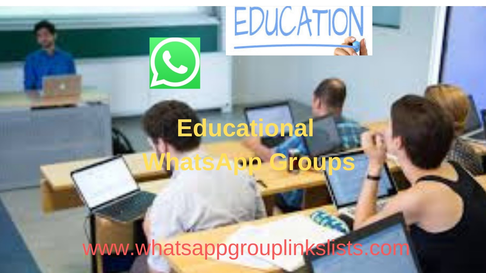Join Educational WhatsApp Group Links List