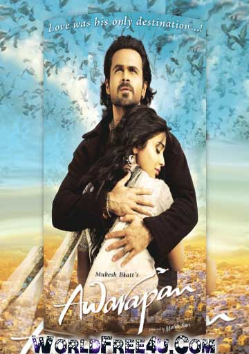 Poster Of Awarapan (2007) All Full Music Video Songs Free Download Watch Online At worldfree4u.com
