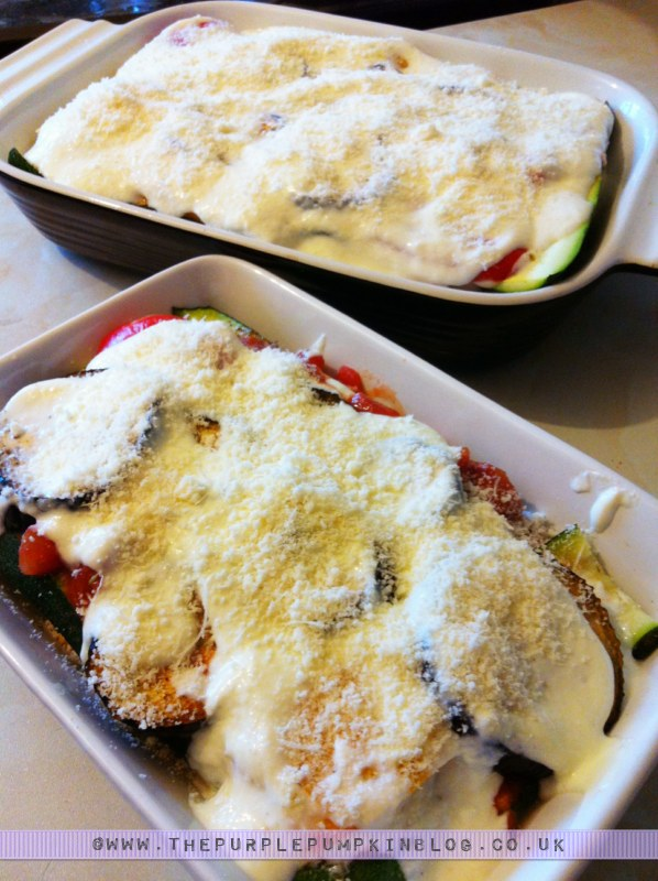 Veggie #Vegetarian Moussaka Recipe
