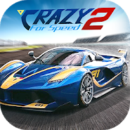 Crazy for Speed 2 - VER. 3.2.3993 Unlimited (Money - Nitro) MOD APK