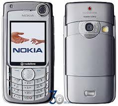 spesifikasi Nokia 6680