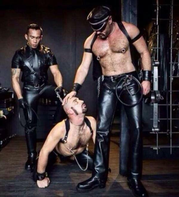Super Hardcore Gay BDSM
