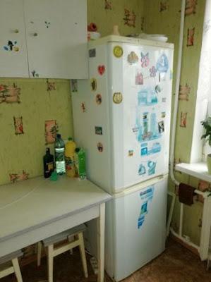 На фотографии изображение -   сдача в аренду 2к раздельную квартиру в Киеве, проспект Леся Курбаса 18 - 6