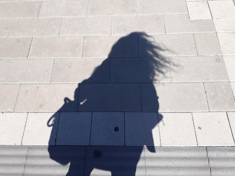 Io e il vento di Trelleborg :-)