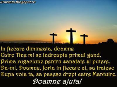 mesaj crestin de pe cruce