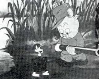 daffy duck film bebek pertama