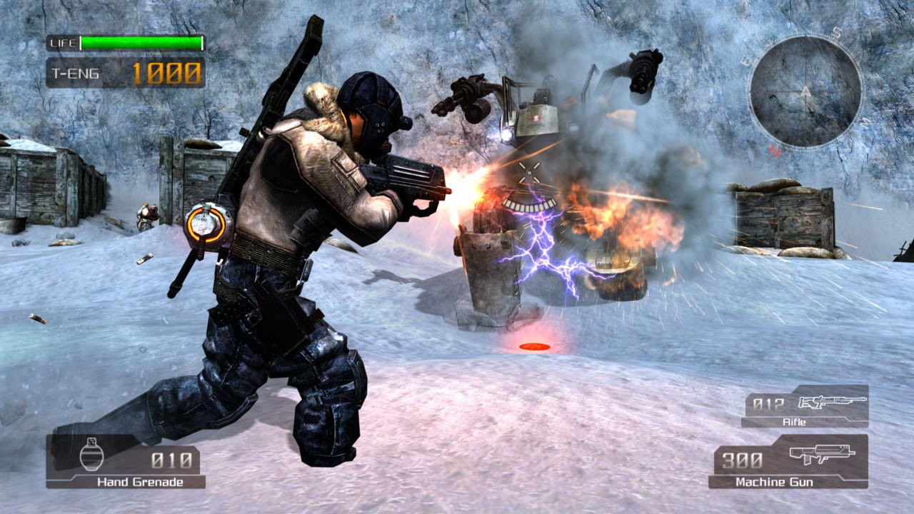 Lost Planet Extreme Condition Pc Free Download