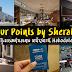 รีวิว Four Points by Sheraton โรงแรมทำเลเทพ หน้าสถานี Hakodate