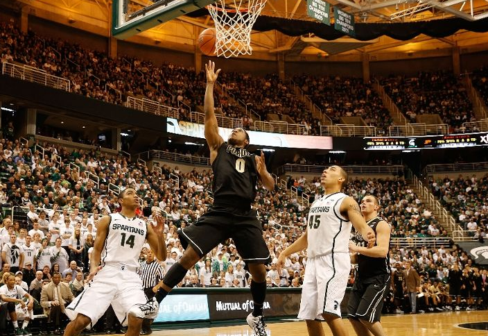 Image result for Purdue vs Michigan State basketball pic logo