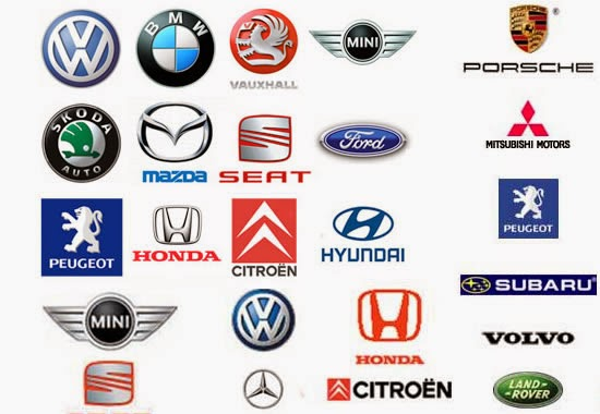 car company logos and names car company logos list with names