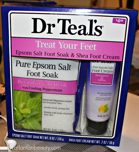 Dr. Teal's Treat Your Feet Set