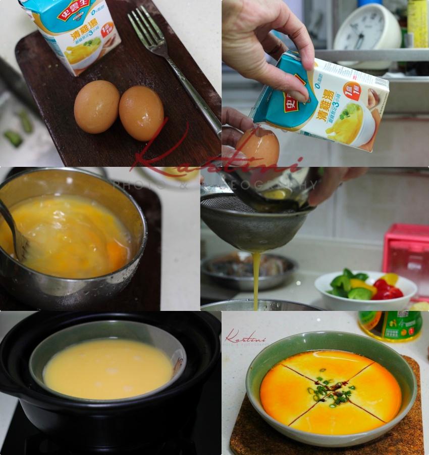 Cara stim Telur Agar Tidak Amis dengan Tekstur Selembut Puding ala Hong Kong