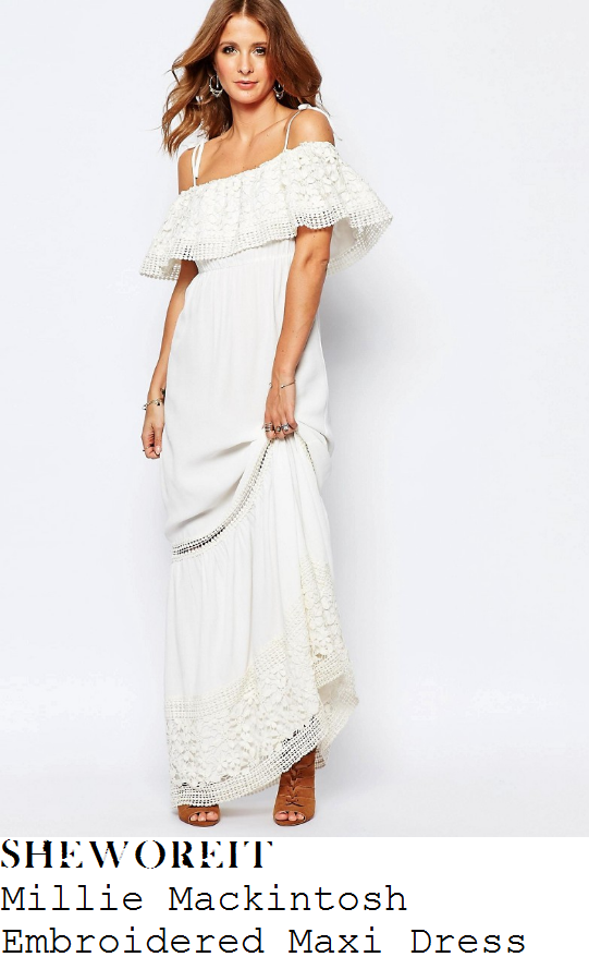 millie-mackintosh-millie-mackintosh-white-embroidered-off-the-shoulder-frill-detail-maxi-dress