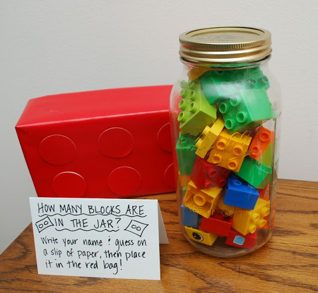 Lego Themed Birthday Party By One Artsy Mama
