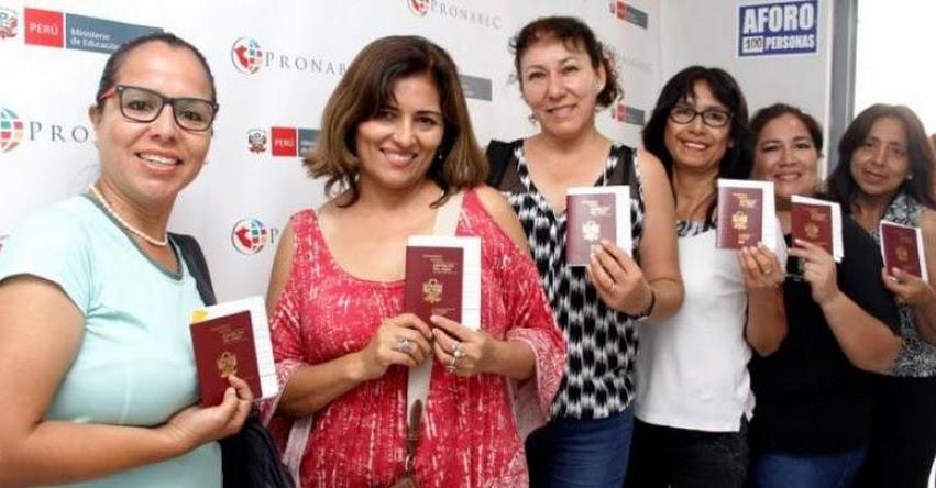 PRONABEC: 88 profesores beneficiados con «Beca Docente de Especialización en Pedagogía del Idioma Inglés» viajan becados a Estados Unidos - www.pronabec.gob.pe