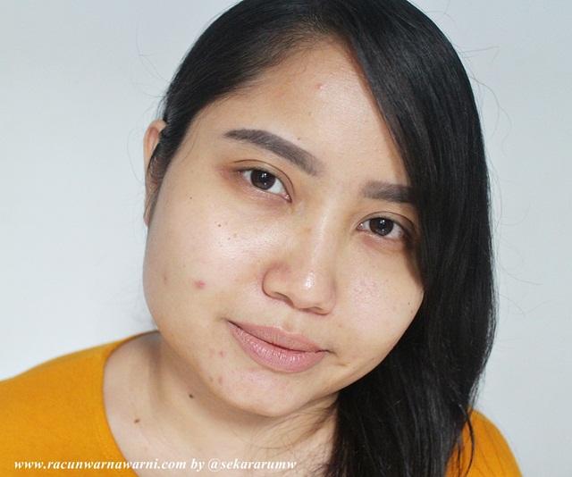 FOTD Racun Warna Warni's Bareface