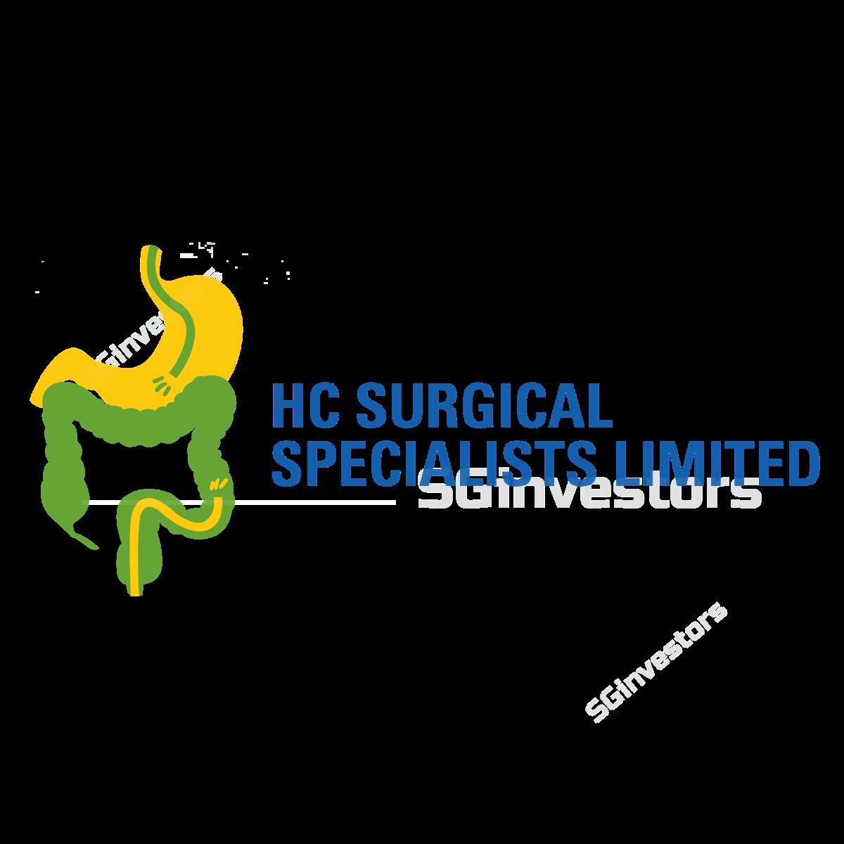 HC SURGICAL SPECIALISTSLIMITED (SGX:1B1) | SGinvestors.io